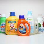 Stain removal chemicals