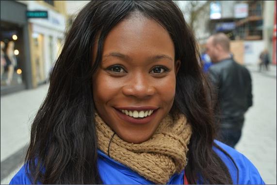 Trianne Omagbemi
