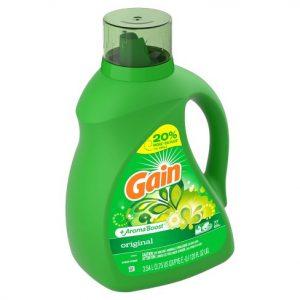 Gain Laundry Soap