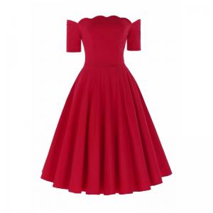 Red Dress 600px