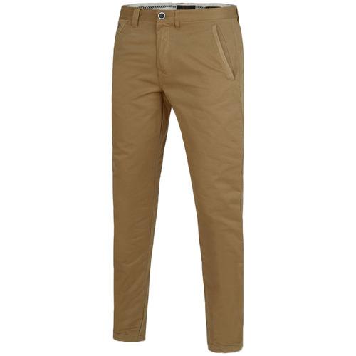 men-s-cotton-trouser brown