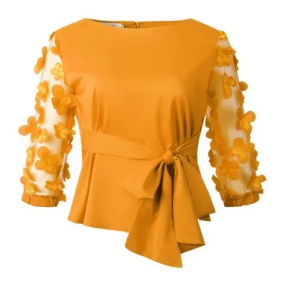Gold coloured Blouse
