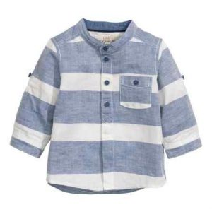 a boy's shirt